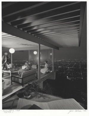 Julius Shulman, Pierre Koenig, Case Study House #22